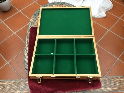 Custom Made Carry Display Case For Fly Fishing Reels 65 00