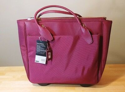 17967280154a WOMEN IN BUSINESS Florence Ladies Roller Tote Women s Business Bag ...
