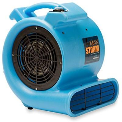 Categories Max Storm 1/2 HP Durable Lightweight Air Mover Carpet Dryer Blower