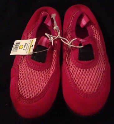 caabd3a0c4a1 SPEEDO GIRLS  WATER Shoes Toddler Size L 9 - 10 -  20.99