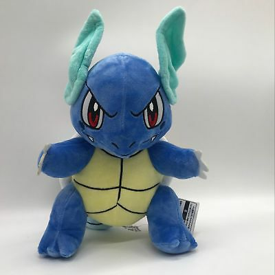 Pokemon Sun/Moon Wartortle #008 Plush Soft Toy Teddy Doll Stuffed Animal 12""