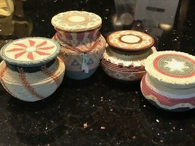 Retired 1997 Enesco Friends Of The Feather Multiple Basket Display #303348