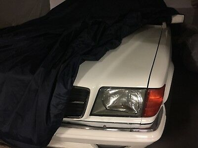 Mercedes Benz Coupe  Classic weiss ab Werk