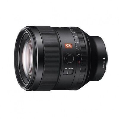 Sony FE 85mm f1,4 GM E-mount G MASTER SEL85F14GM marco completo