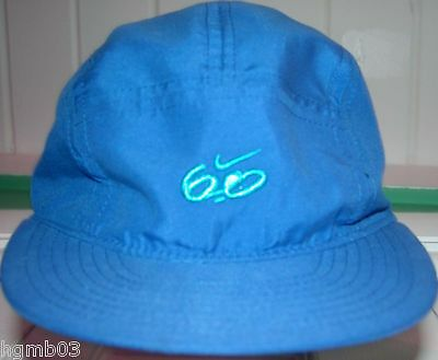 new arrivals aa6ad 7776f Nike 6.0 Cap Hat Blue Boys Youth Size 8-20