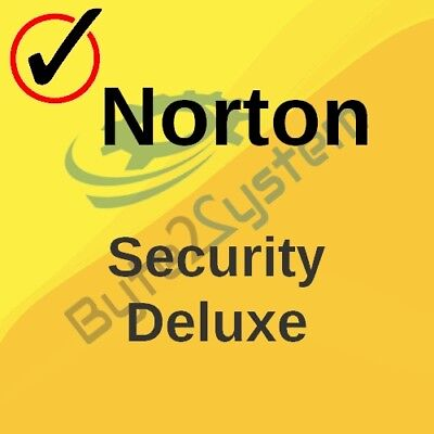 Norton Security Deluxe 2019 - 5 dispositivi PC, MAC, Android, iOS - ESD NUOVA