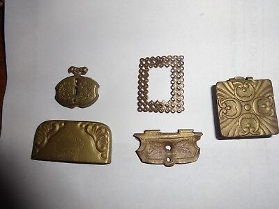 Nice set of  metal detector finds from 19th century!!!