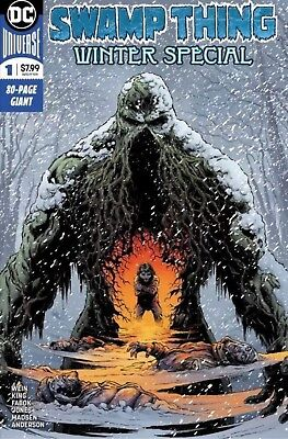 Swamp Thing Winter Special (2018) #1 Nm 1St Print Dc Comics