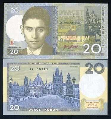 SET, Monaco, 20 and 200 Francs, Polymer + Paper, Grace Kelly Limited Issue