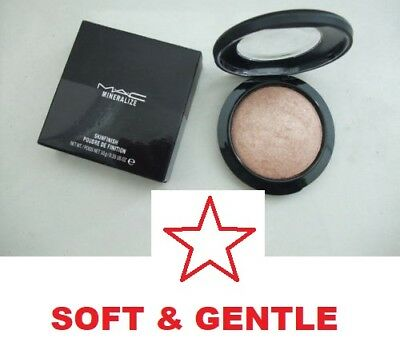 MAC MINERALIZE SKINFINISH Highlighter **Soft & Gentle **GENUINE **New & Boxed**