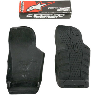 Alpinestars Tech 7 Replacement Sole Inserts Black