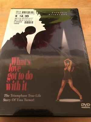 Whats Love Got To Do With It (Dvd, 1999) New