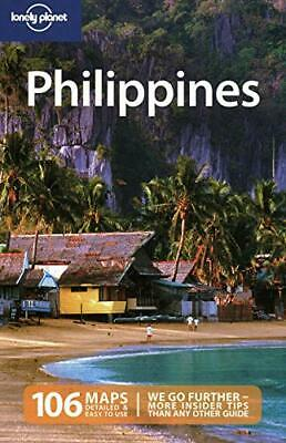 Philippines (Lonely Planet Country Guides) by Bloom, Greg Paperback Book The