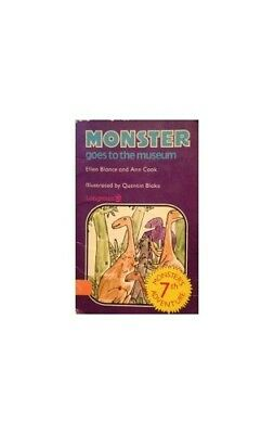 Monster Books: Monster Goes to the Museum Bk. 7 by Cook, Ann Paperback Book The