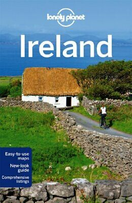 Lonely Planet Ireland (Travel Guide) by Wilson, Neil Book The Cheap Fast Free