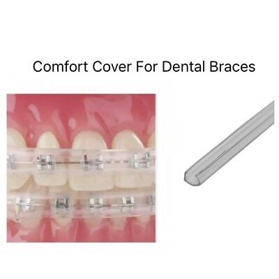 1 Protector Cover Guard Protects Cheek Mouth Relief Orthodontic Braces Musicians