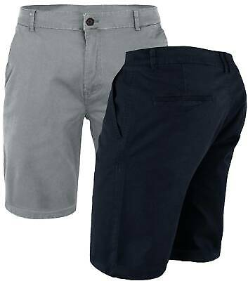 Bermuda Uomo Basic Pantalone Corto Shorts Chino Casual Slim Fit GIROGAMA 8006IT