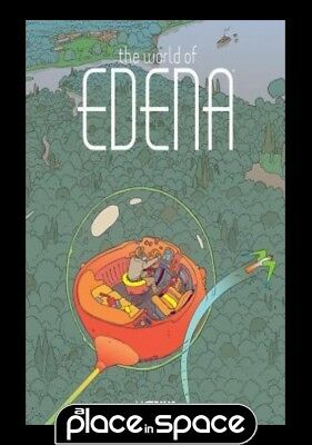 Moebius Library World Of Edena - Hardcover