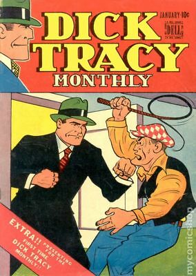 Dick Tracy Bumper Vintage Comic Book & Newspaper Strip Collection On Dvd