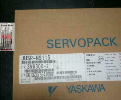 1pcs Yaskawa servo driver JUSP-NS115 NEW by DHL or EMS