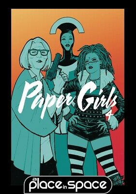 Paper Girls Vol 04 - Softcover