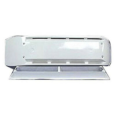 """Replacement Norcold Roof Vent Cap White Cover Refrigerator RV Camper Plastic 24"""""""