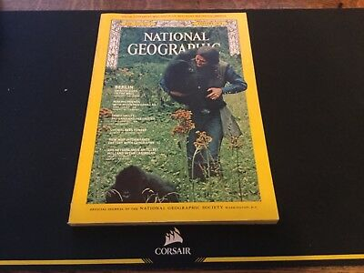NATIONAL GEOGRAPHIC  Magazine January 1970