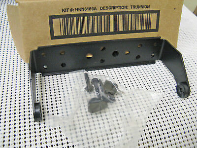 NEW IN BOX Motorola HKN6186A Remote Mount Control Bracket Complete W/Hardware