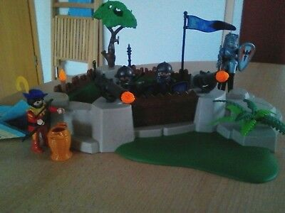 Playmobil Ritterbastion 4014 SuperSet