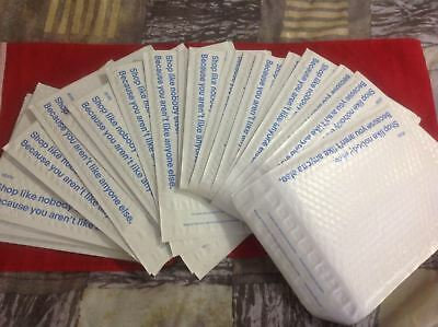 """20 eBay Branded Airjacket Bubble Envelopes Shipping Mailers 8.5"""" x 10.75"""""""