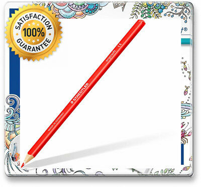 Staedtler Johanna Basford Ergosoft Triangular Colouring Pencil In Tin
