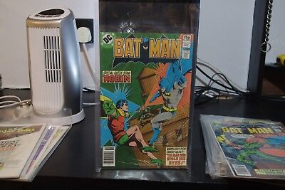 Batman #316 First Print (1979)
