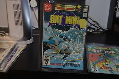Batman #337 First Print (1981)