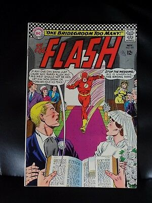 The Flash #165 — High Grade, Very Fine or Better — No Reserve