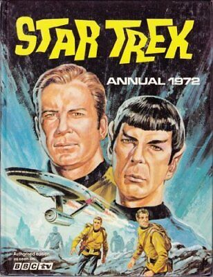 Star Trek Annual 1972 by Various Book The Cheap Fast Free Post