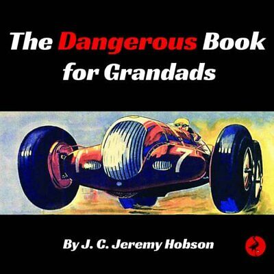 The Dangerous Book for Grandads by Hobson, J. C. Jeremy Book The Cheap Fast Free