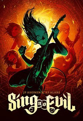 Sing No Evil by K. P. Alare Book The Cheap Fast Free Post