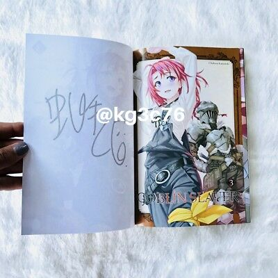 ANIME EXPO 2018 Exclusive Signed OVERLORD Light Novel Vol 7