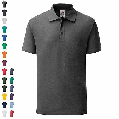 Fruit of the Loom 65/35 Pique Polo Shirt , FOL Poloshirt NEU