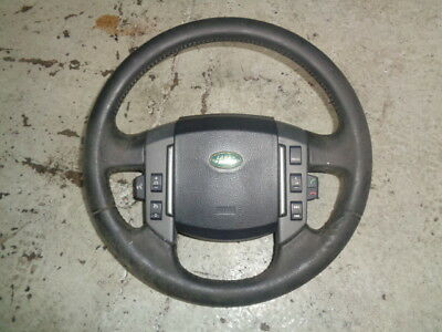 Land Rover Discovery 3 Tdv6 Complete Steering Wheel