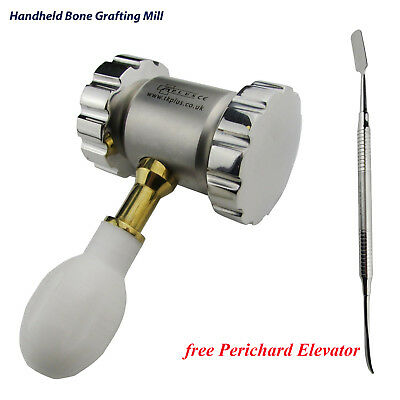 Dental Bone Grafting Implants Bone Mill Bone Crusher Handheld surgical Tools CE