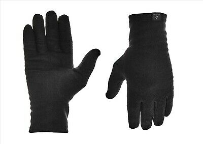 New Thermal Fleece Running/Jogging/Hiking/Walking/Winter/Liner Gloves XS to XXL