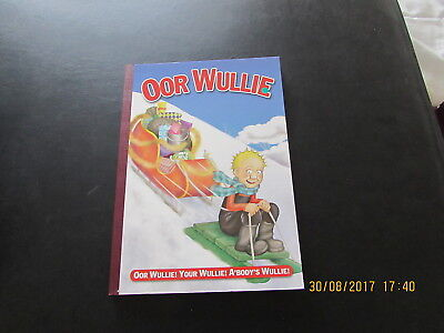 Oor   Wullie  Annual  2006  Very  Good  Condition