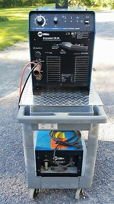 Miller Syncrowave 180 SD CC-AC/DC Welding Package New