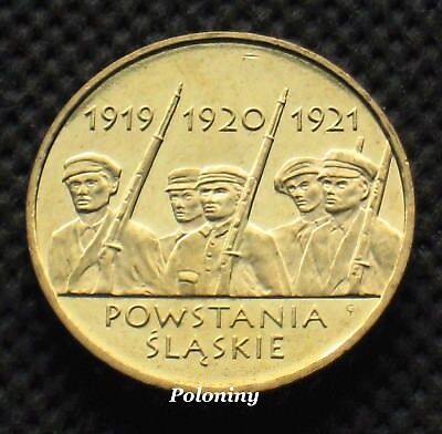 Coin Of Poland - Silesia Uprisings - Fight For The Polish Independence (Mint)