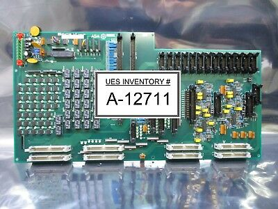 ASM Advanced Semiconductor Materials 1008-148-01 Reactor I/F Type 3 PCB Used