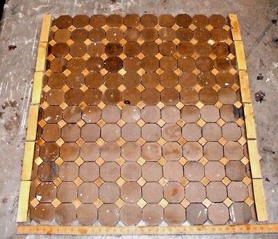 Antique Victorian Floor Tiles Geometric Minton Tile Entire Hallway