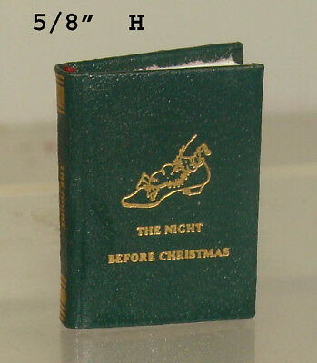 """Barb Raheb """"The Night Before Christmas"""" Book Limited Edition"""