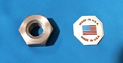 "304070-nut 1/""-5 acme hex nut steel 24 pcs bulk for acme right hand threaded rod"