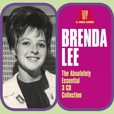 Brenda Lee ABSOLUTELY ESSENTIAL COLLECTION Best Of 60 Songs NEW SEALED 3 CD